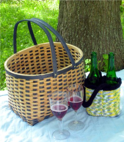 Garden Party Go-Too Bag Picnic