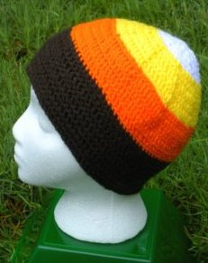 Halloween Candy Hat by Color ME Crazy LLC
