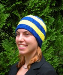 Team Spirit Sports Hat by Color Me Crazy LLC